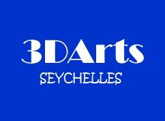 Logo 3D arts